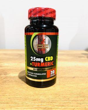 CBD Pills and Tinctures